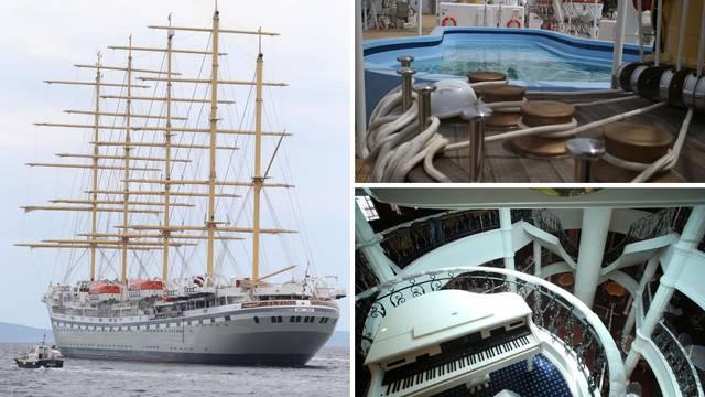 Izgradili ga u Splitu: Ultraši će se voziti najvećim jedrenjakom