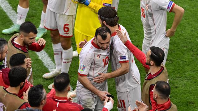 Euro 2020 - Group C - North Macedonia v Netherlands