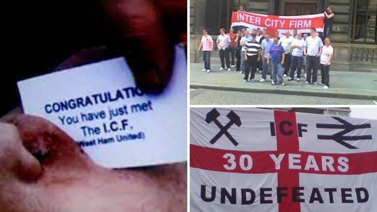 Inter City Firm: Navijači West Hama uveli su  'vizitke' i postali jedni od najbrutalnijih huligana