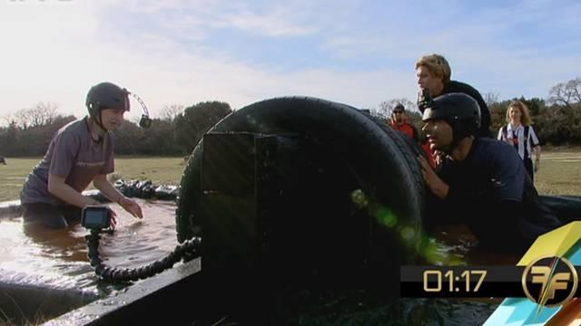 Fittest Family: Paulu je tata izvlačio zbog straha od vode