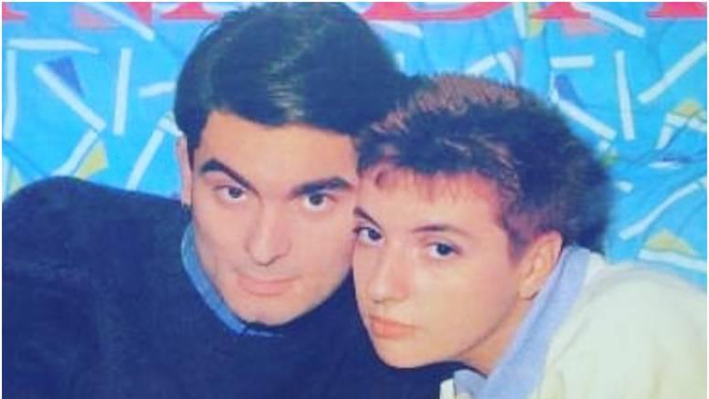 Emotivna Danijela se prisjetila početaka s Dinom: 'Mladi i ludi'