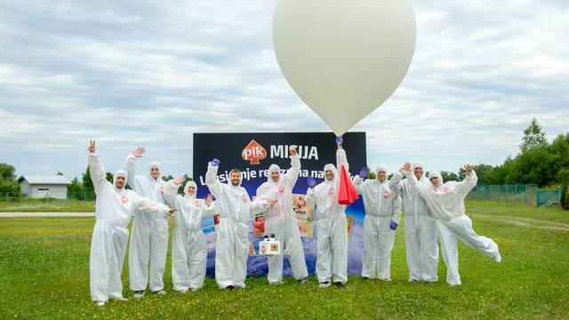 Salama u stratosferi oborila rekord: Dosegla 40 kilometara
