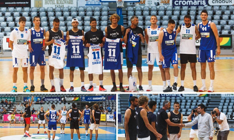 Kaos u KK Zadru: Košarkaši su igrali sa zaraženim Dimitrovim, cijeli klub mora na testiranje?!