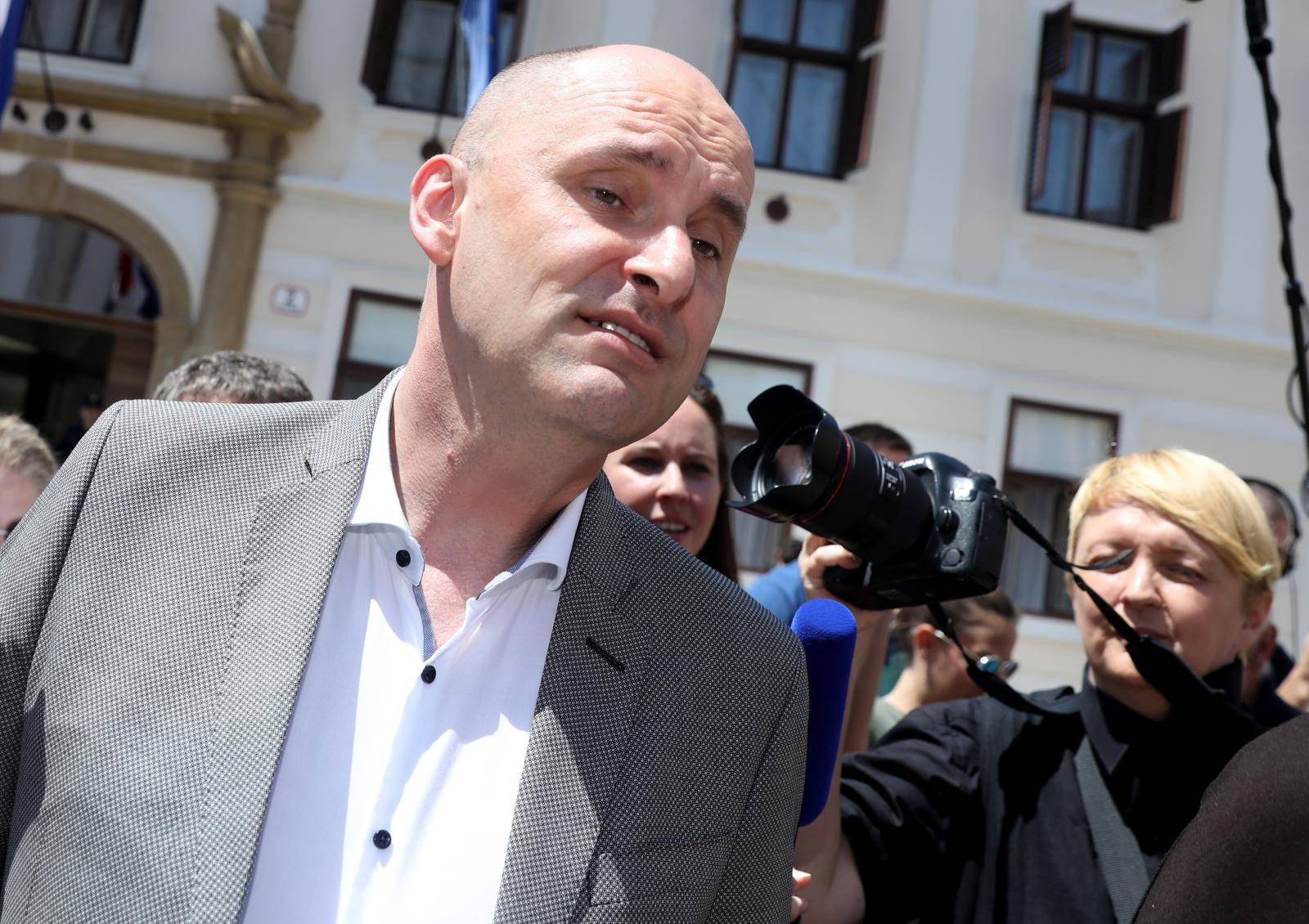 Izbori u HDZ-u: Tolušić se priklonio 'Opciji za promjene'