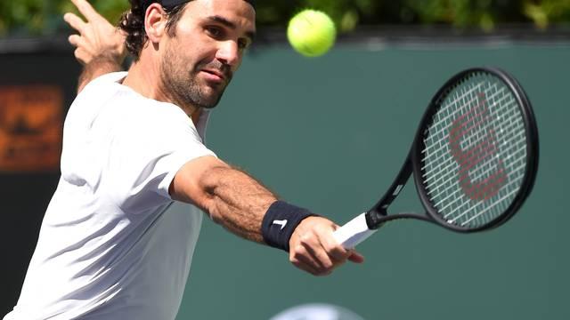 Tennis: BNP Paribas Open-Day 13