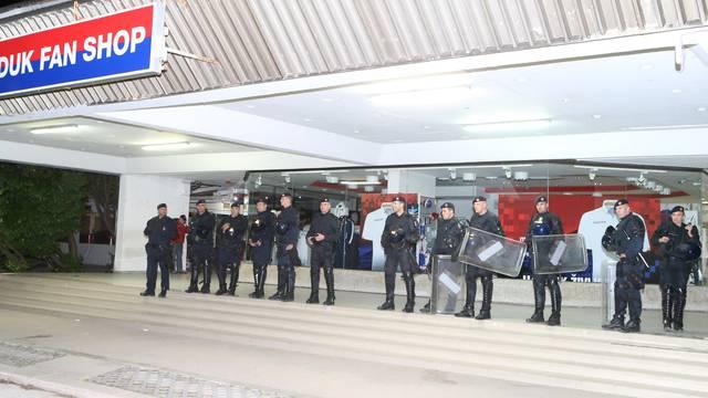 Hajduk: Napadači su ozlijedili Futacsa, zaštitit ćemo igrače