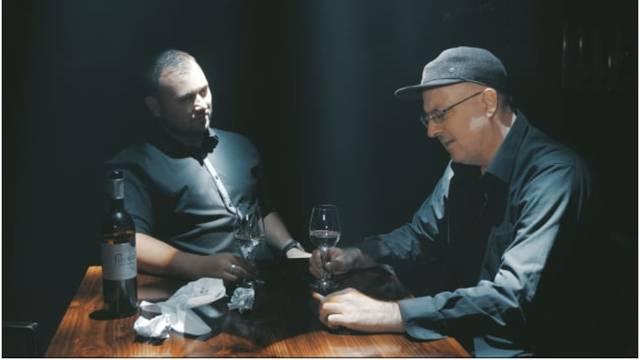Vuco je snimio spot s kolegom: Pije u kafani i žali se na život...