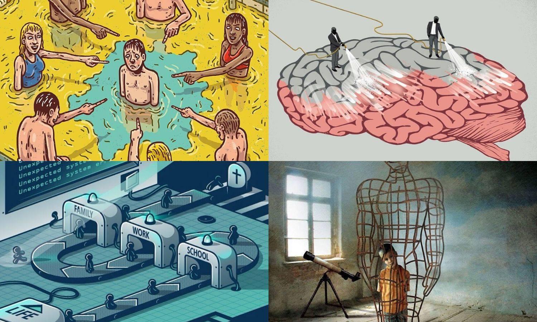 15 ilustracija koje pokazuju da nešto ne valja s ovim svijetom