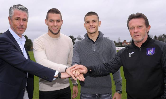 Prilika za novi početak: Juve posudio Pjacu Anderlechtu...
