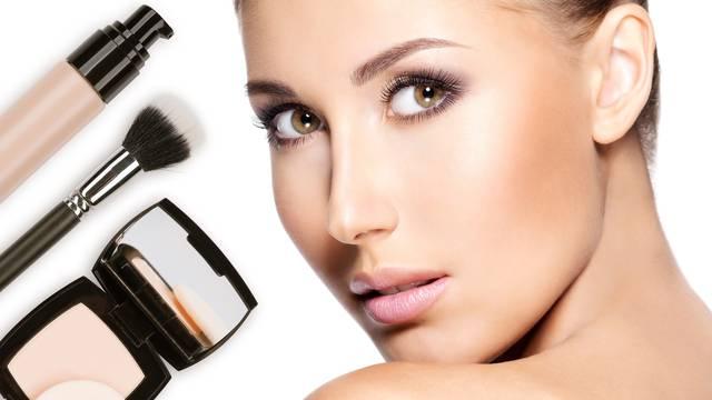 Pri biranju pudera i boje šminke trebate znati svoj pod-ton lica