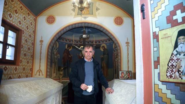 Milorad Pupovac u Šibeniku je posjetio crkvu Svetog Spasa u koju je sinoć provaljeno