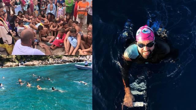Ribafish na pola puta do cilja: 'Sve nas je više RokOtočana'