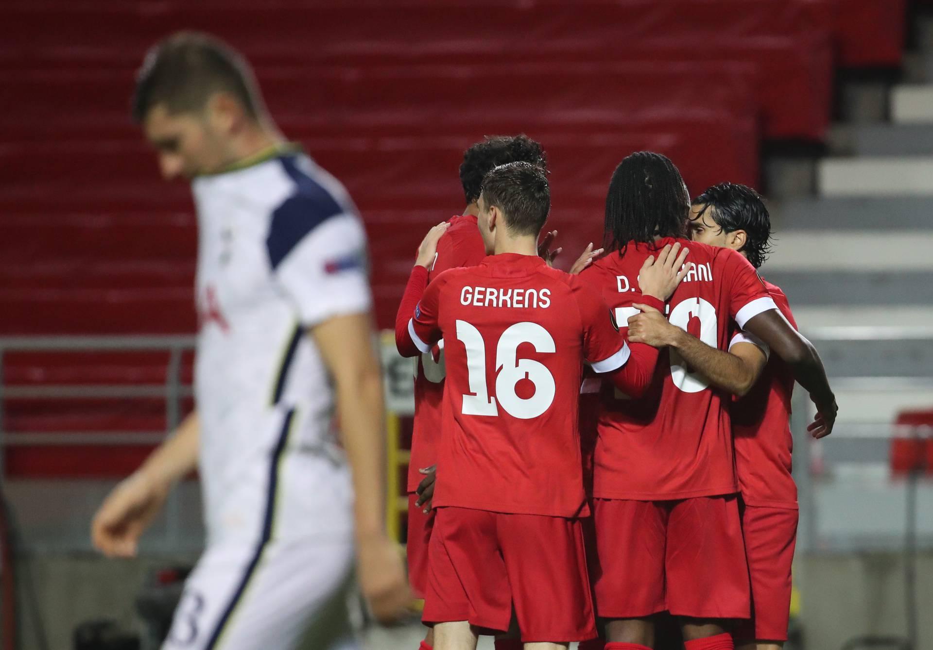 Europa League - Group J - Royal Antwerp v Tottenham Hotspur