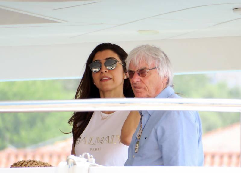 Bernie nam se opet vratio: Sa suprugom razgledavao Trogir