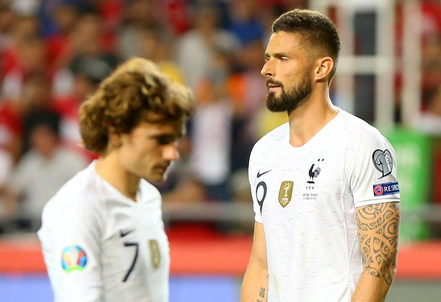 Euro 2020 Qualifier - Group H - Turkey v France