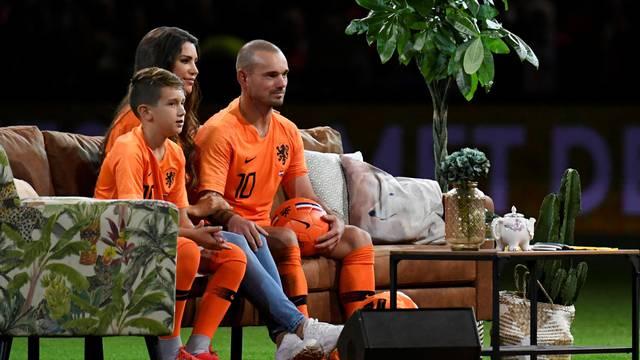 International Friendly - Netherlands v Peru