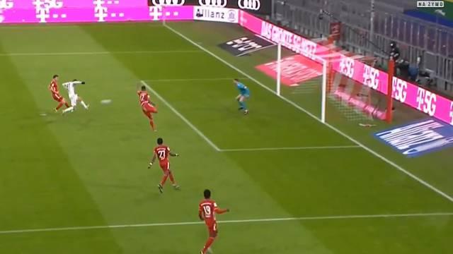 Kako trpa Krama! Sjajno je zabio nemoćnom Neueru...