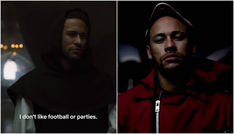 Neymar glumio u seriji La Casa de Papel: 'Ostvario sam san...'