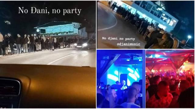 Korona party u BiH:  Čak 500 ljudi bilo na  turbofolk koncertu!