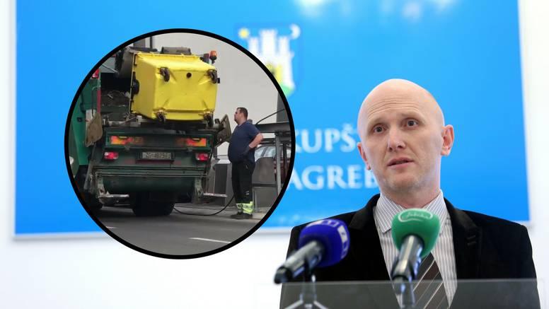 Petek oštro napao poskupljenje odvoza otpada u Zagrebu