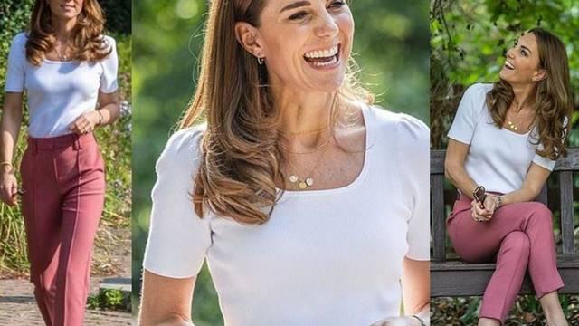 Kate Middleton ima omiljenu ogrlicu s tri posebna slova