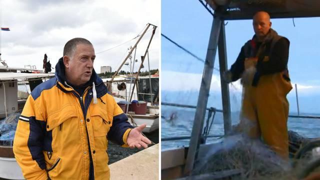 Danas isplovila jedna brodica: 'Ribari se ne daju isprovocirati'