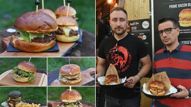 Veliki test burgera: Pobjednički burger su radili četiri godine