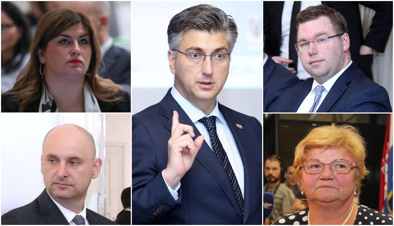 Žalac i Tolušić nazdravili uoči smjene: 'Nitko nije ni zucnuo'
