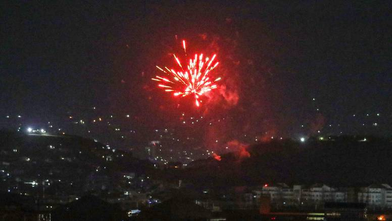 Talibani uz vatromet slavili potpuni odlazak Amerikanaca