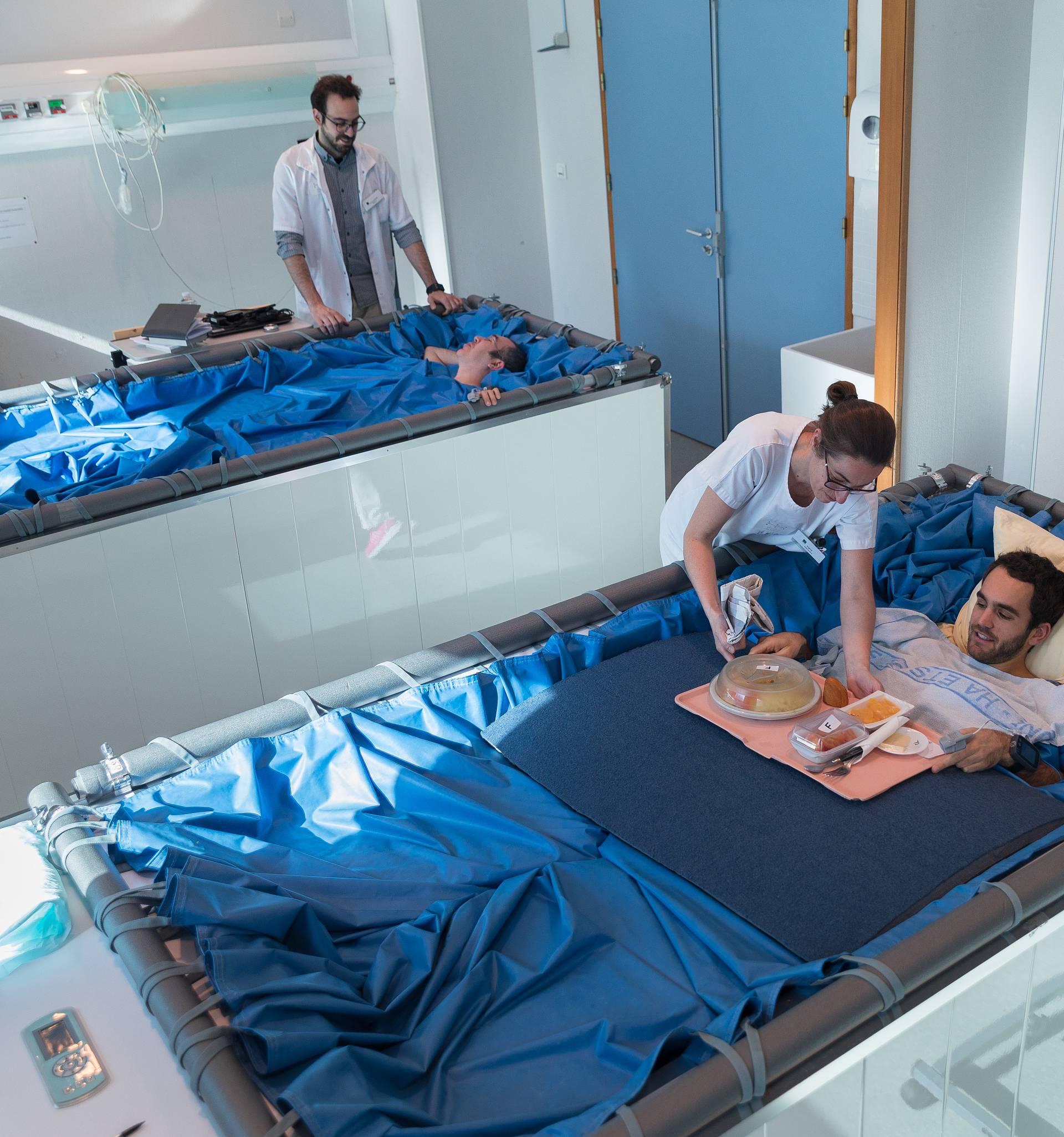 Svemirska agencija traži žene koje će ležati u krevetu danima