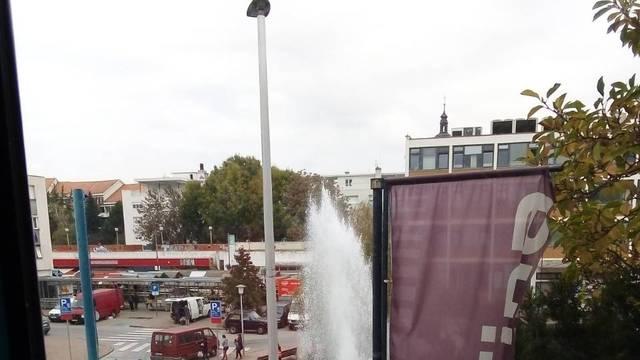 Zalijevale cvijeće i 'napravile' fontanu: Voda šikljala do 15 m