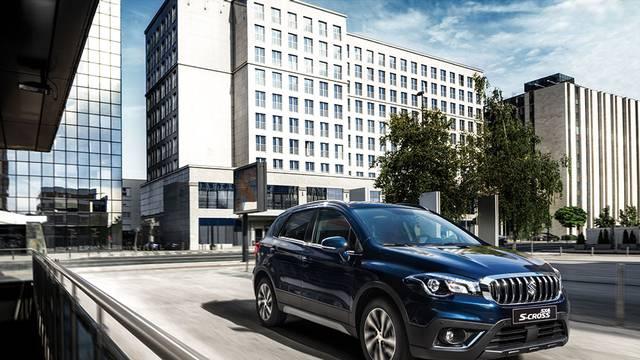 Suzuki crossover - atraktivan, dinamičan i zabavan