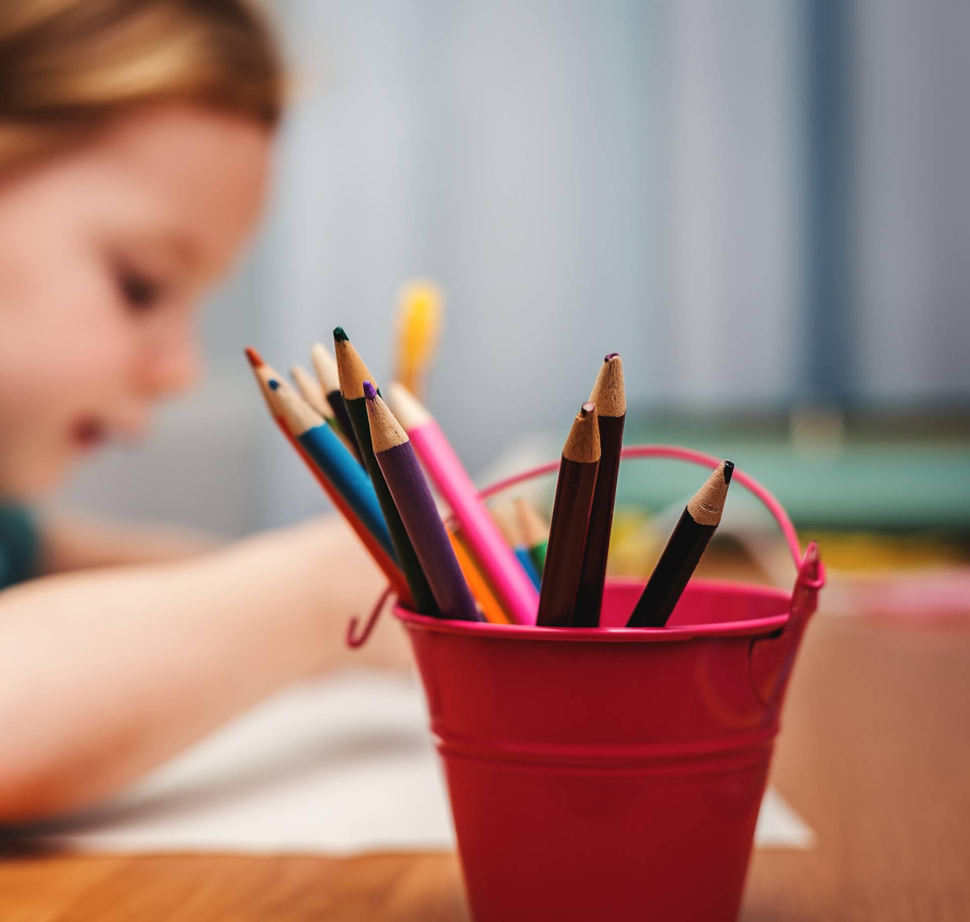 Djeca vrište? Igra, rekreacija i bojanje smanjuju anksioznost