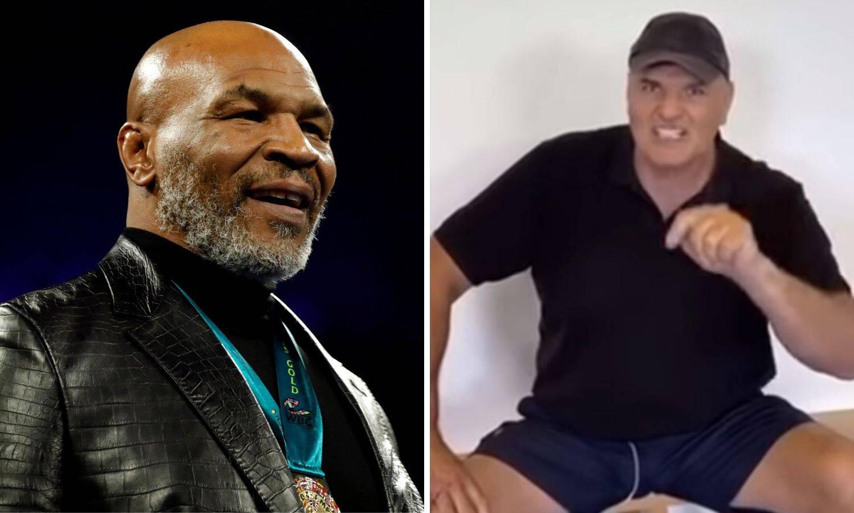 Furyjev otac želi u ring s 'Iron' Mikeom: Spreman sam umrijeti