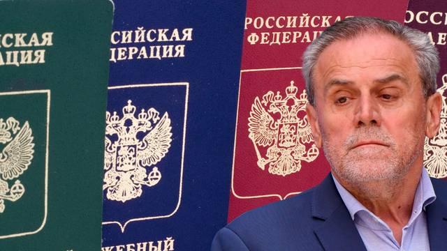 Crvena ruska putovnica za Bandićev brzi bijeg iz Zagreba