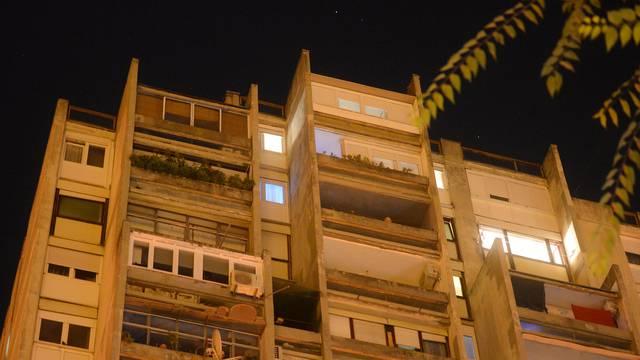 Zagreb: Vatrogasci ugasili požar u zgradi u naselju Dugave
