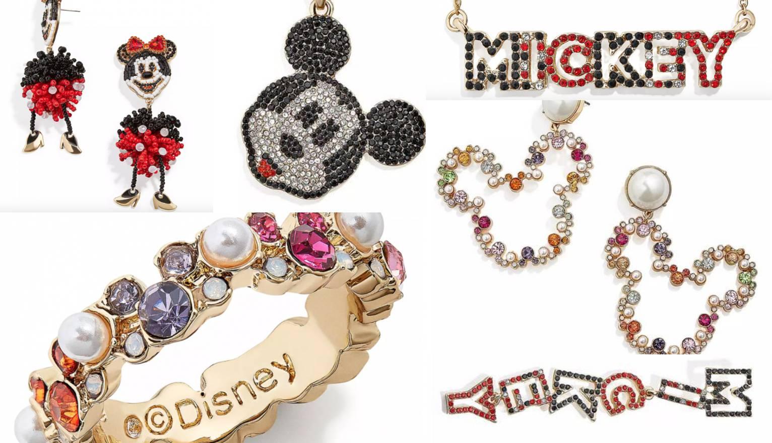 Baš je super: Nakit za velike cure s likovima Mickey i Minnie
