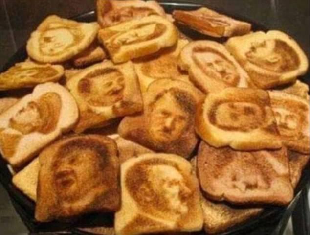 Hitler i tost