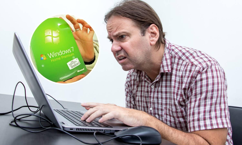 Pripremite se! Gnjavit će vas jer stiže 'smrt' za Windowse 7