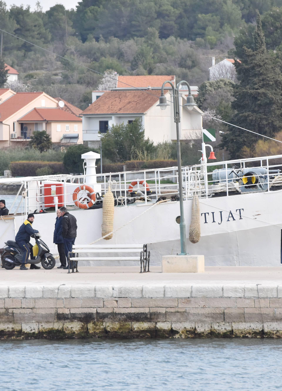 Zbog sudara: Podigli optužnicu protiv zapovjednika broda Tijat