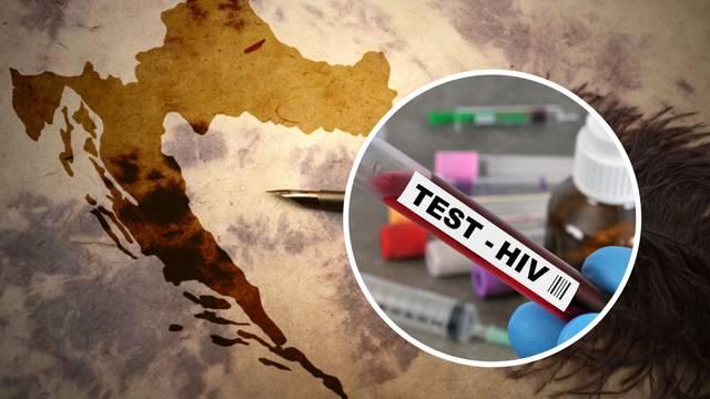 HIV i AIDS u Hrvatskoj: Najčešći prijavljeni put prijenosa je spolni odnos između muškaraca