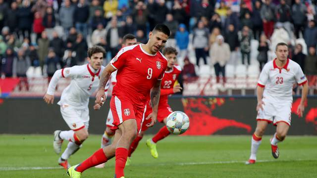 UEFA Nations League - League C - Group 4 - Serbia v Montenegro