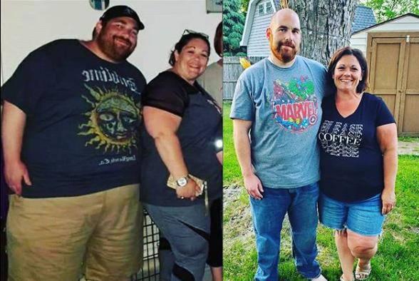 Uspješna priča o mršavljenju