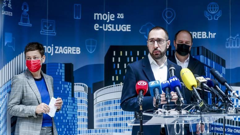 Tomašević: Zamjenica i ja smo nazočili nekim razgovorima PNUSKOK-a, oni su to zatražili