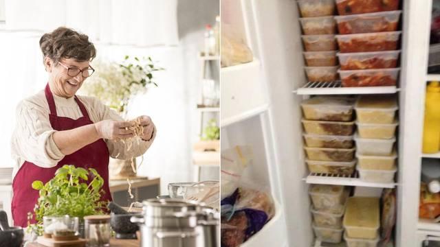 Ponosno pokazala pun frižider gotovih jela za sina (30): Zašto mu kuhaš kad ne živi s tobom?