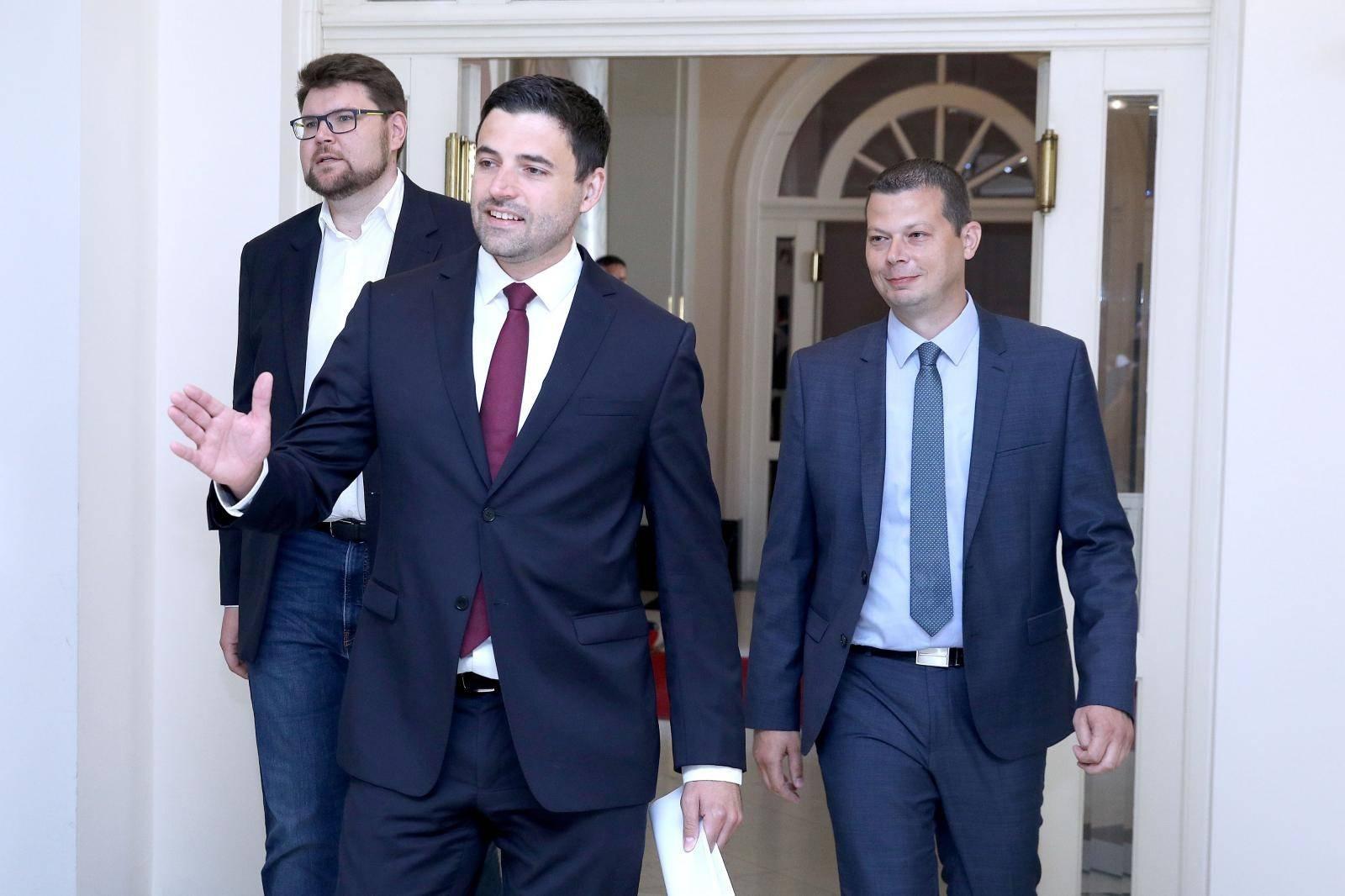 Zagreb: SDP o prijedlogu za pokretanje pitanja povjerenja ministru uprave Lovri Kuščeviću