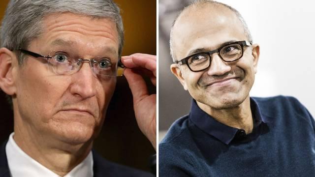 Preskočili Apple: Microsoft je najvrjednija tvrtka na svijetu