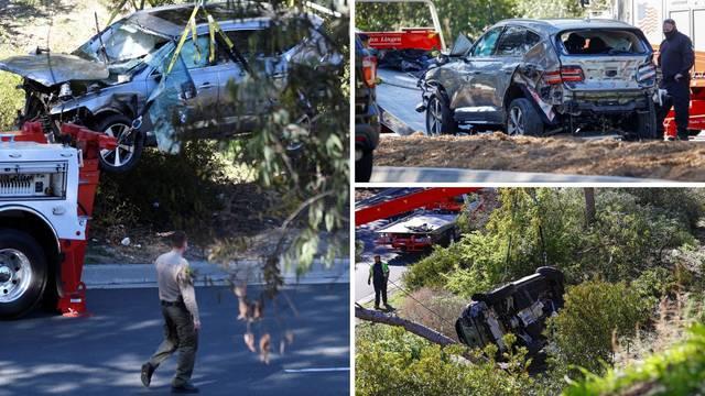 Prva fotografija nakon izlaska iz bolnice: Pogledajte kako Tiger Woods izgleda poslije nesreće