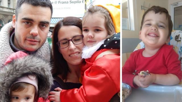 'Moja curica umire, za liječenje traže 18 mil. kuna. Pomozite!'
