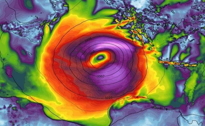 Stvara se mediteranski uragan: 'Može ugroziti ljudske živote...'